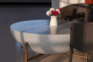 grigio coffee table